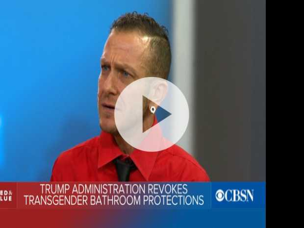 NYC Protests Trump Transgender Bathroom Policy