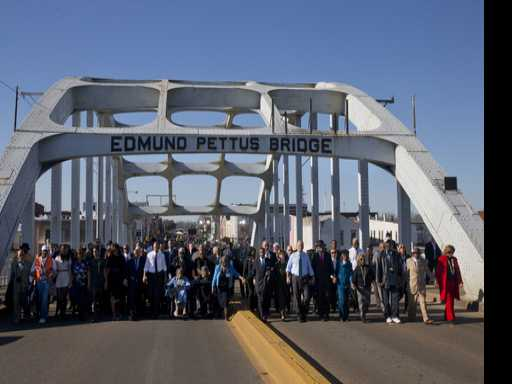 Not Black and White: Fees That Threaten March Unite Selma