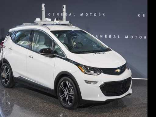GM Bill is Self-Driving and Self-Interested