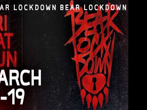 Bear Lockdown 2017