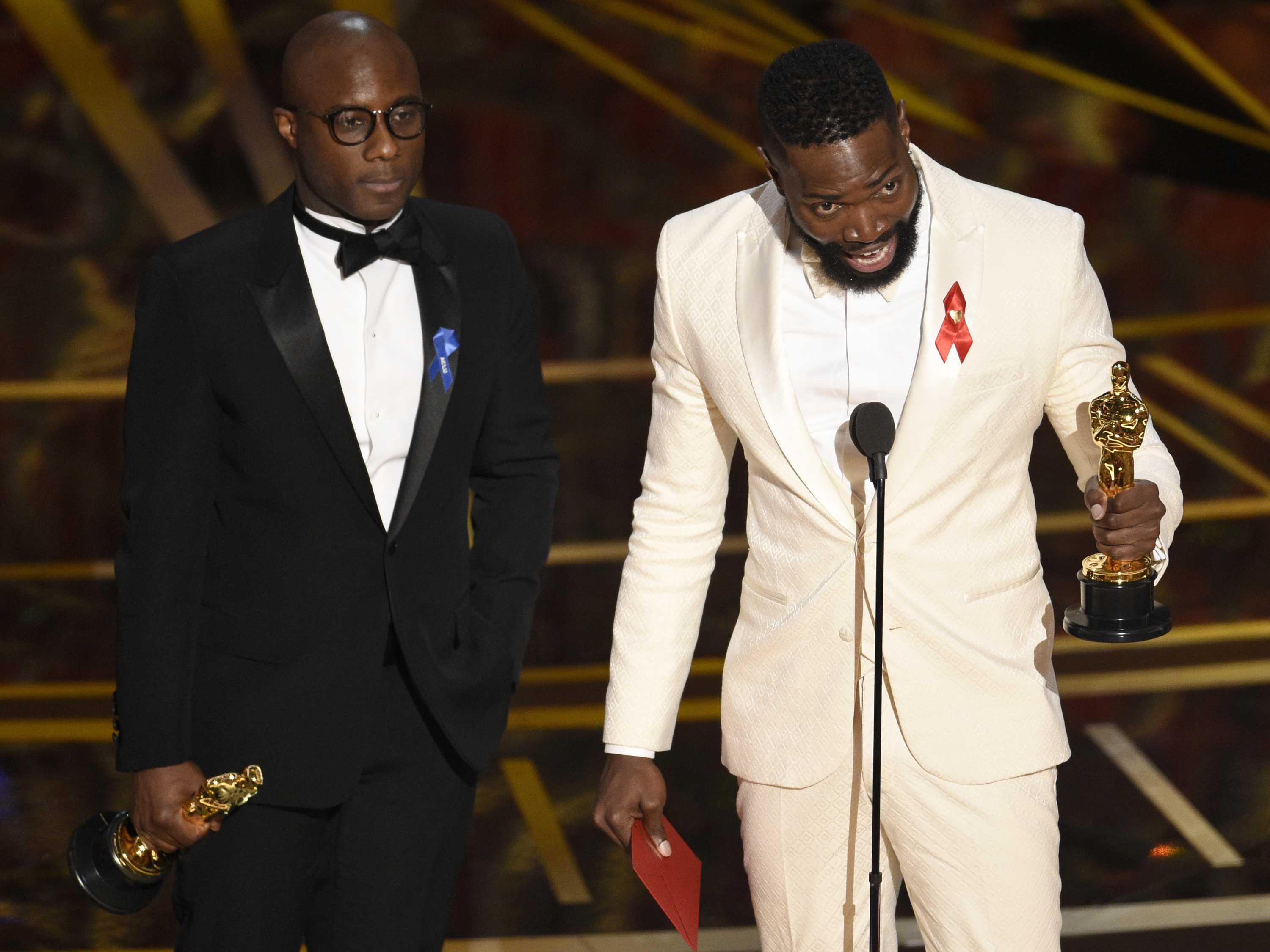 Oscar Upset: 'Moonlight' Wins Best Picture At Academy Awards