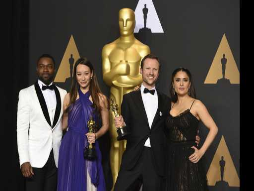 Best of the Oscars Red Carpet