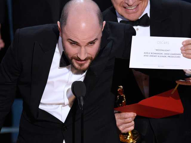 Oscars Best Picture Gaffe Dominates After-Party Chatter