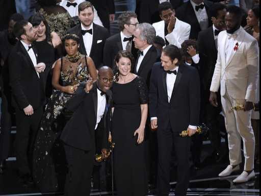 Here's What Happened Onstage During the Oscars' Mistake
