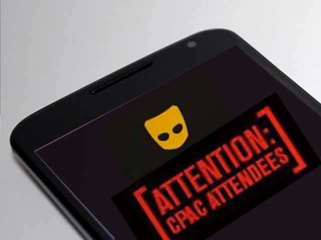 With Grindr Message, HRC Reportedly Warns Closeted GOPers at CPAC