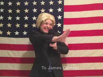 Trump Parody Musical Raises Funds for the ACLU