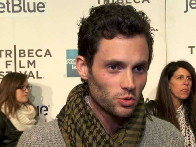 'Gossip Girl' Star Penn Badgley Gets Married in New York
