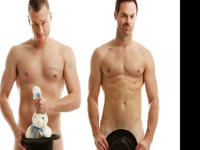 'The Naked Magicians' Headline at Chicago's Broadway Playhouse