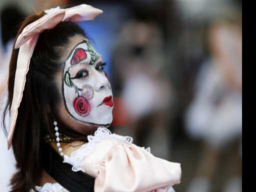 Mardis Gras: 'One Time of Year People Can Act Like Fools'