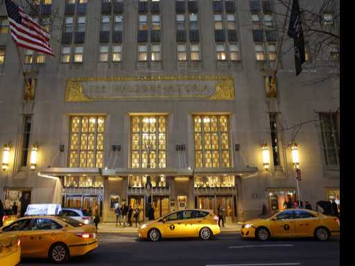 NY's Waldorf Astoria Closes for Transformative Makeover