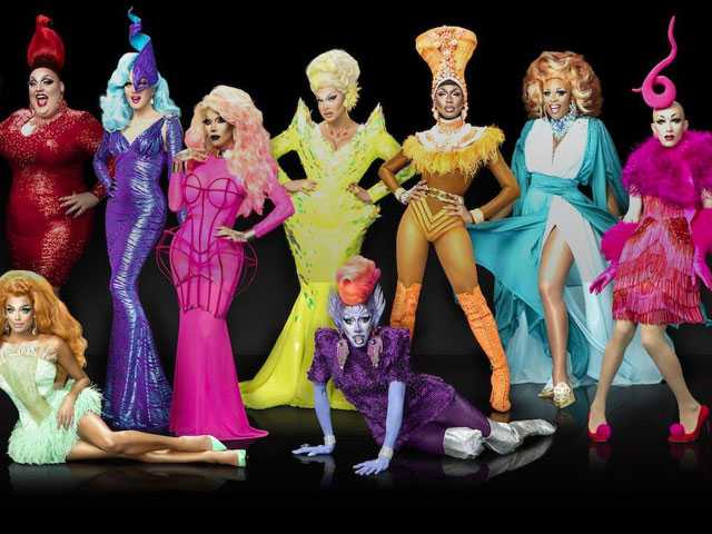 Watch: 'Drag Race' Season 9 Moves to VH1, Gets Premiere Date