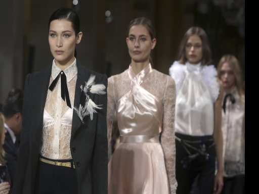 More From Paris Fashion Week