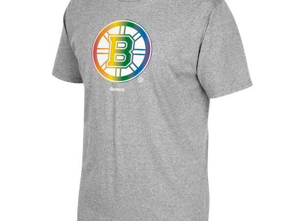 Every Single NHL Team Is Selling LGBT Pride Shirts