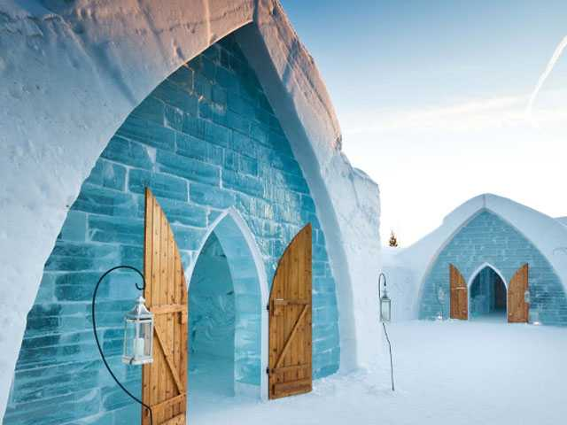 Ice, Ice Baby: Chillin' Out at Canada's Hôtel De Glace