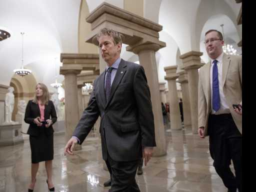 Mischief in the Capitol as GOP Rebels Stir Up Trouble