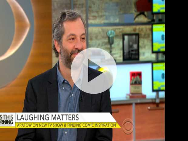 Judd Apatow on Return to Stand-Up Comedy, New Show