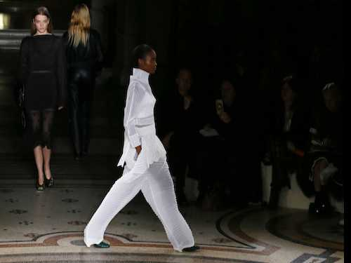 Paris Fashion Week: McCartney Hits High with George Michael Tribute