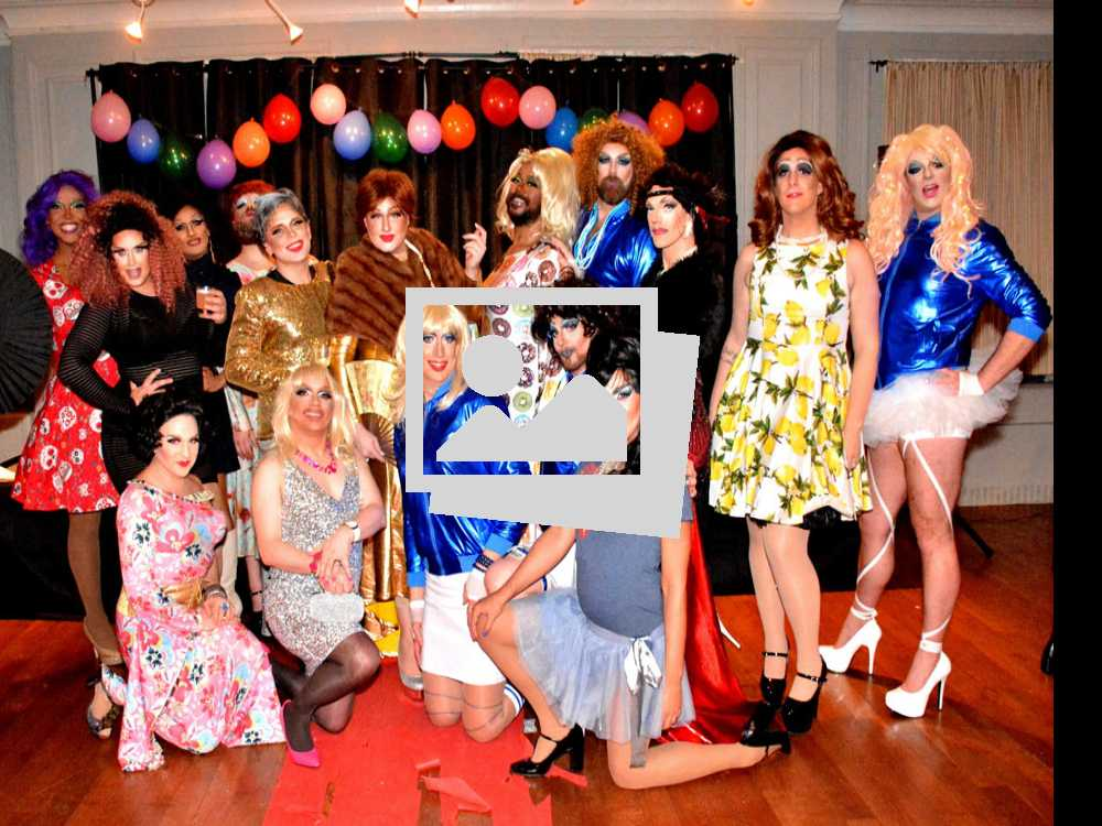 PGMC Presents DIVAS: A Drag Cabaret @ William Way Community Center Ballroom :: March 4, 2017