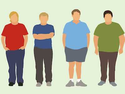 Young Overweight Adults Face Higher Risk of Stomach, Esophageal Cancers