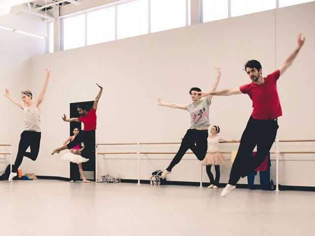 Pennsylvania Ballet's Angel Corella Reconfigures 'Le Corsaire'