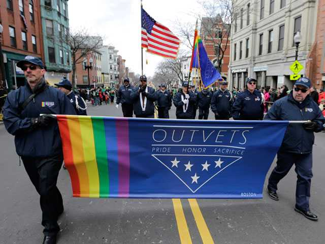Gay Veterans: We've Been Denied Spot in St. Patrick's Parade