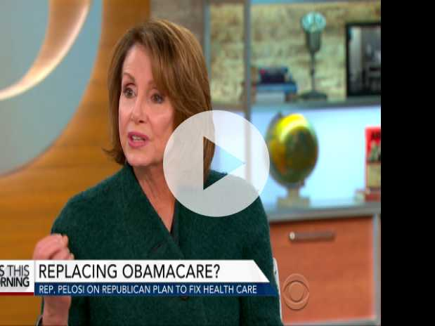 Rep. Pelosi on GOP Health Care Plan
