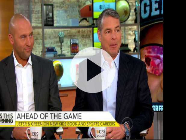 Derek Jeter and Tim Green Team Up for Children's Book