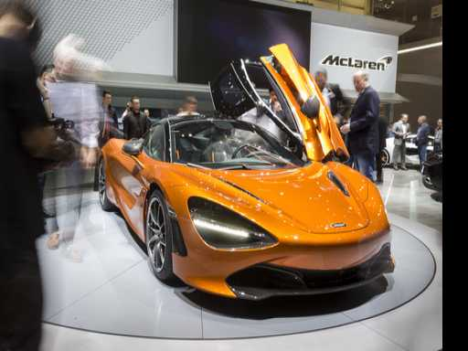 From Ferrari Speedster to Opel's SUV: Geneva's Hottest Rides