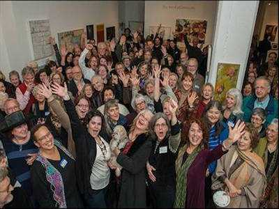 Arts Benicia Presents Spheres of Influence, 8th Creative Women's Symposium