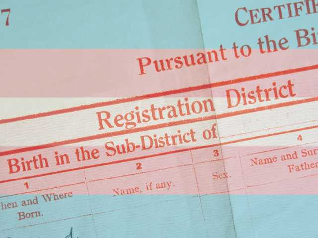 731 People Get Gender Changes on NYC Birth Certificates