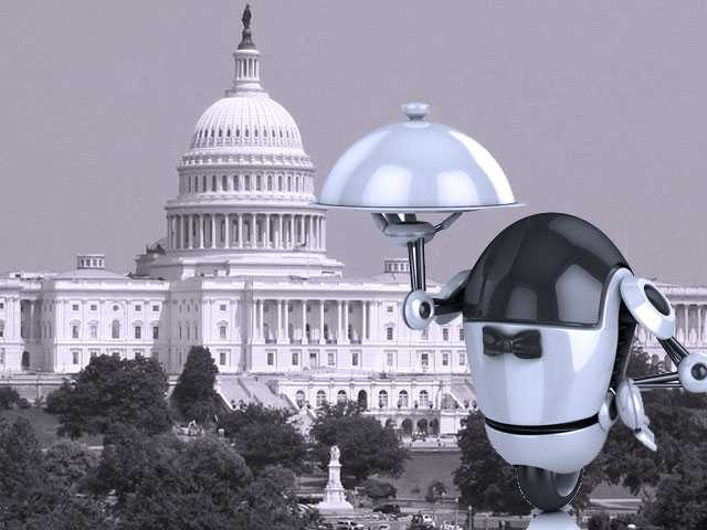 Food Delivery of the Future? Robots Bringing Meals to DC