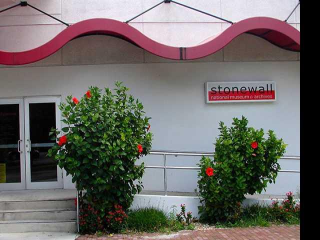 Stonewall's National Advisory Council Takes Tour of Florida Museum