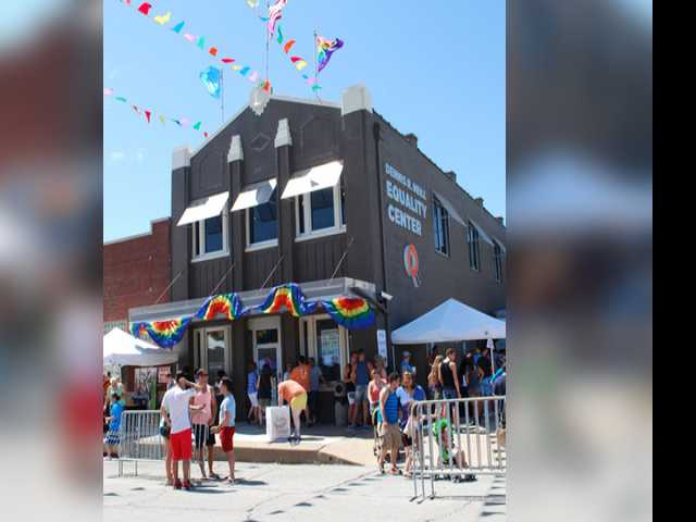 Shots Fired Into Tulsa, Oklahoma LGBT Equality Center