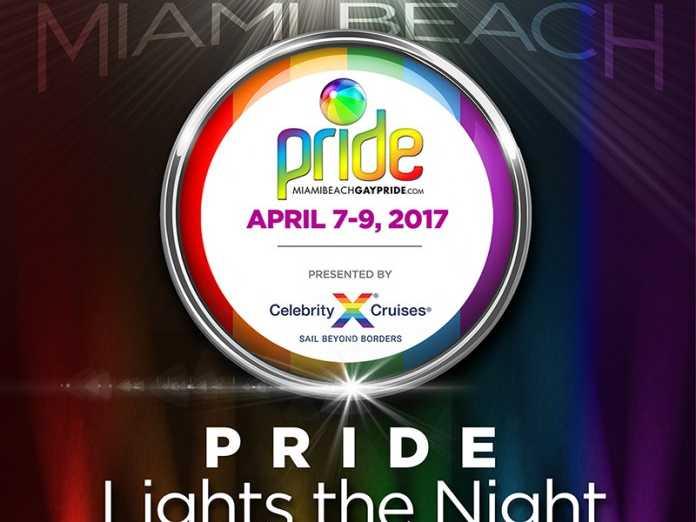 Pride Lights the Night