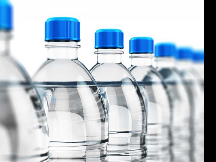 Bottled Water Overtakes Soda in U.S. Sales by Volume