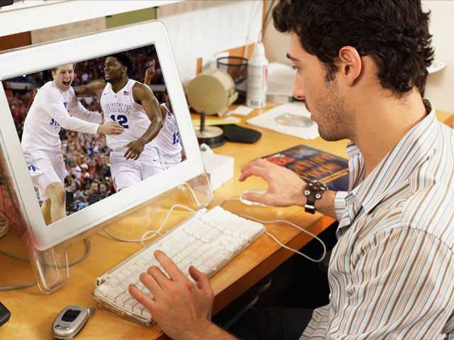 Don't Tell Your Boss: How to Stream March Madness Tournament at Work