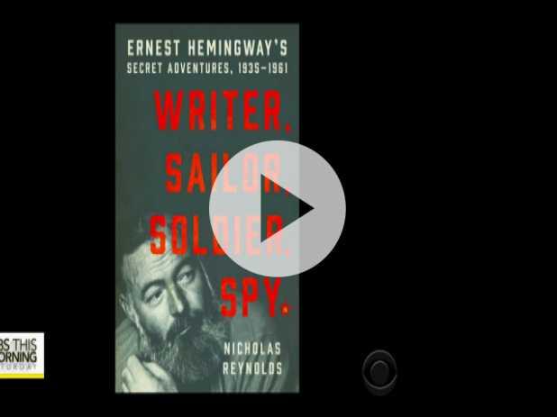 Ernest Hemingway's Life as a Spy