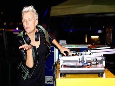 World Surf Champ Keala Kennelly Brings Her Turntables to The Dinah