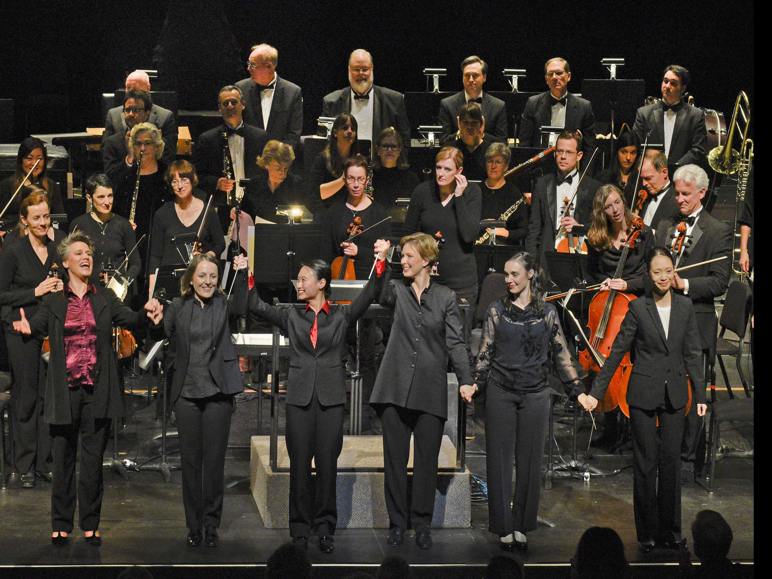 Apply Now for the Linda And Mitch Hart Institute for Women Conductors at the Dallas Opera