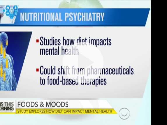 Does Diet Impact Mental Health?