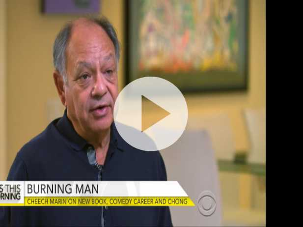 Cheech Marin on New Book
