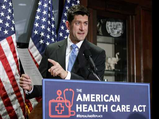 Ryan's Gambit: Second Health Care Bill to Woo the Reluctant