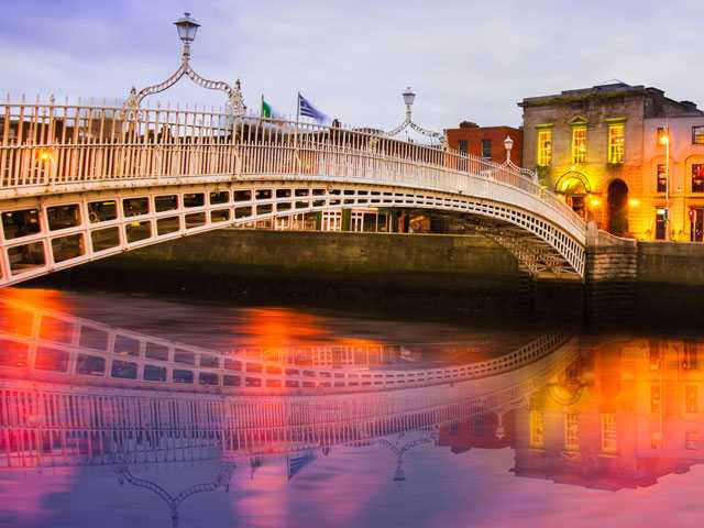 Dublin Sees Future as Hub for Financial Firms Fleeing Brexit