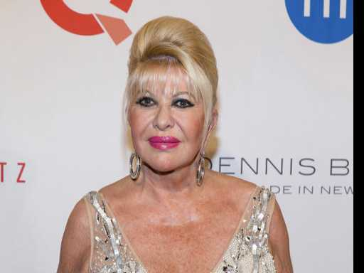 Ivana Trump Writing Memoir About Her Children with Donald