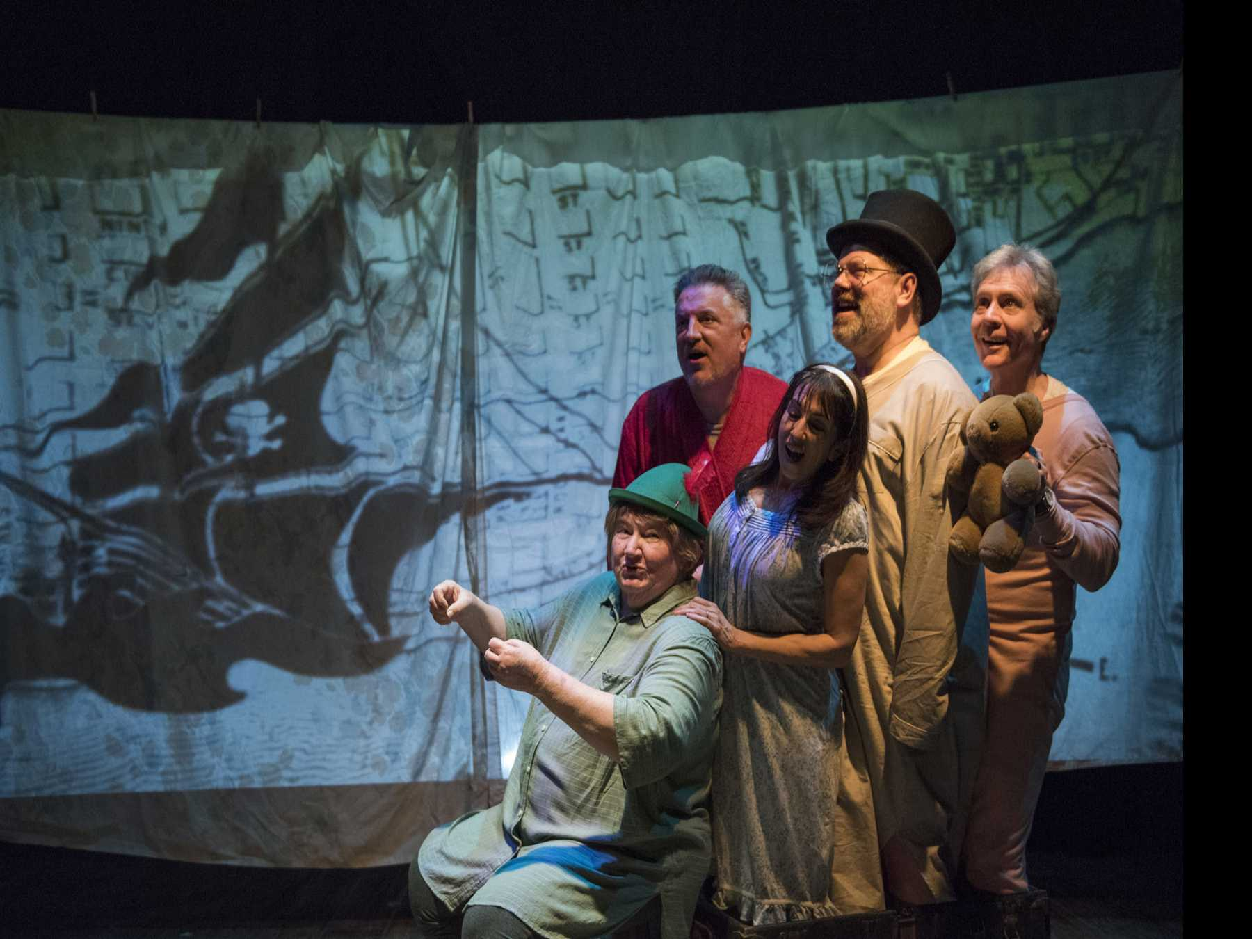Review :: For Peter Pan On Her 70th Birthday