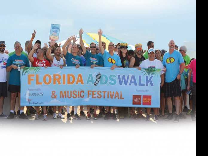 Florida AIDS Walk: Have Your 'Cake by the Ocean' and Eat It Too