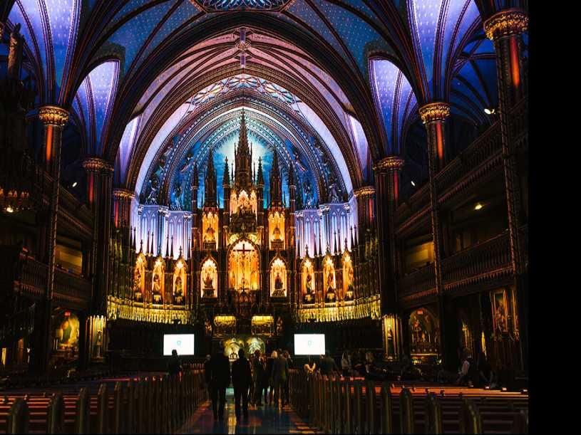AURA Multimedia Installation Opens in Montreal