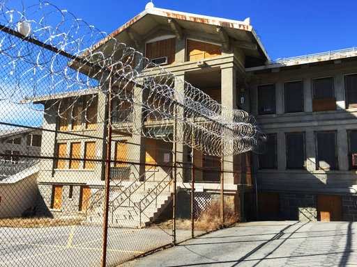 Slammer Sale: States Find Closed Prisons Can Be A Tough Sell