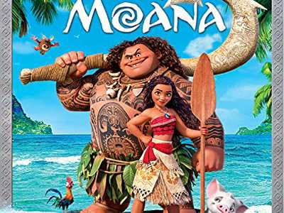 Review :: Moana