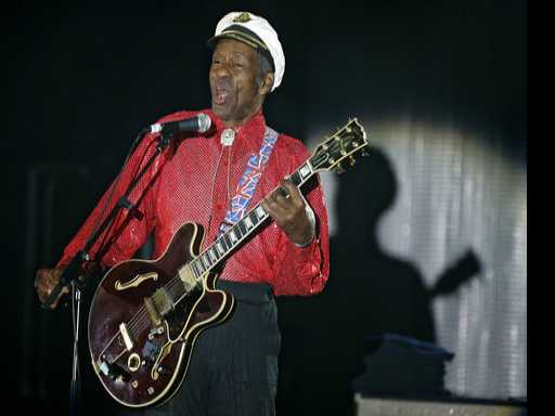 Chuck Berry's Music Helped Define the Modern Teenager